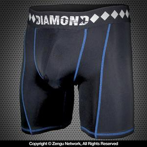Diamond MMA Compression Shorts (without cup)